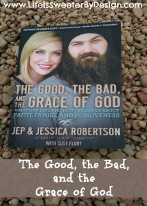 The Good The Bad The Grace of God Review