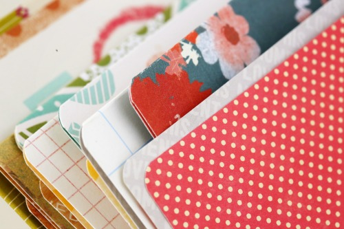 Scrapbook Monthly Kits