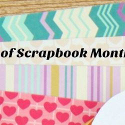 Scrapbook Monthly Kit