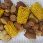easy low country shrimp boil