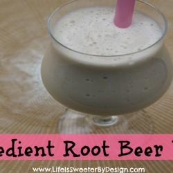 Root Beer Freeze