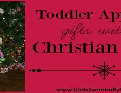 Toddler Approved Gifts