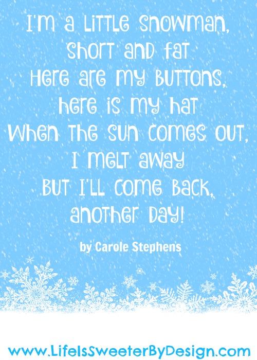 Snowman Song