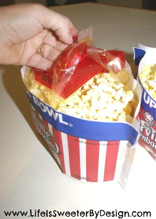 Sweet and Salty Popcorn Balls