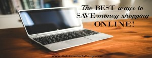 Best Ways to Save Money Shopping Online