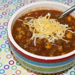taco soup crockpot recipe