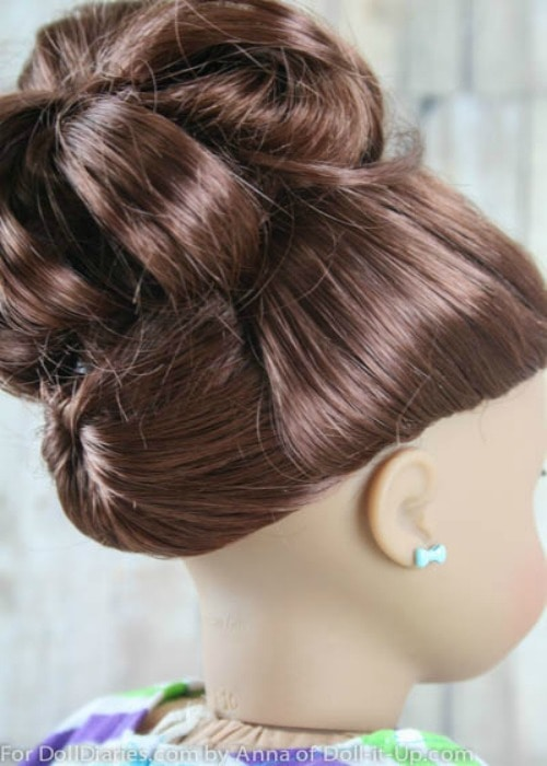 American Girl Doll Hairstyles Round Up  Life is Sweeter - Cute Weave Hairstyles