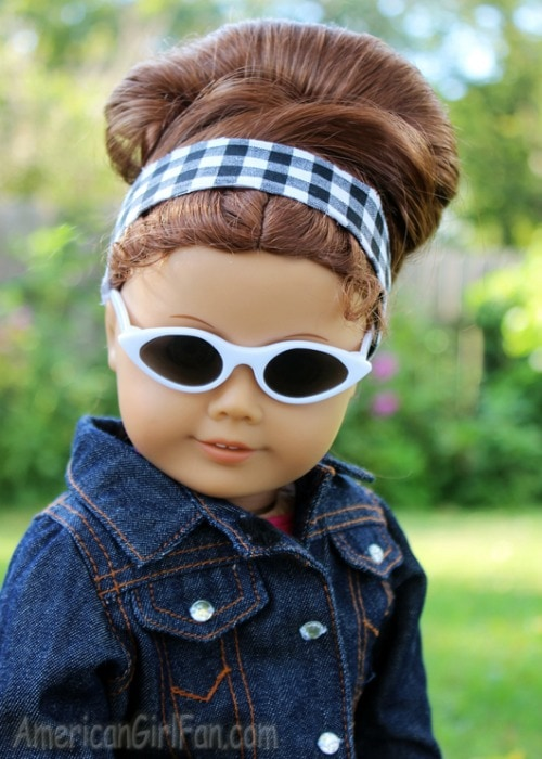 Super American Girl Doll Hairstyles Round Up Life Is Sweeter By Design Short Hairstyles Gunalazisus