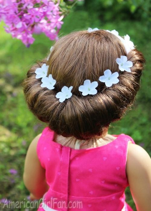 Strange American Girl Doll Hairstyles Round Up Life Is Sweeter By Design Short Hairstyles Gunalazisus