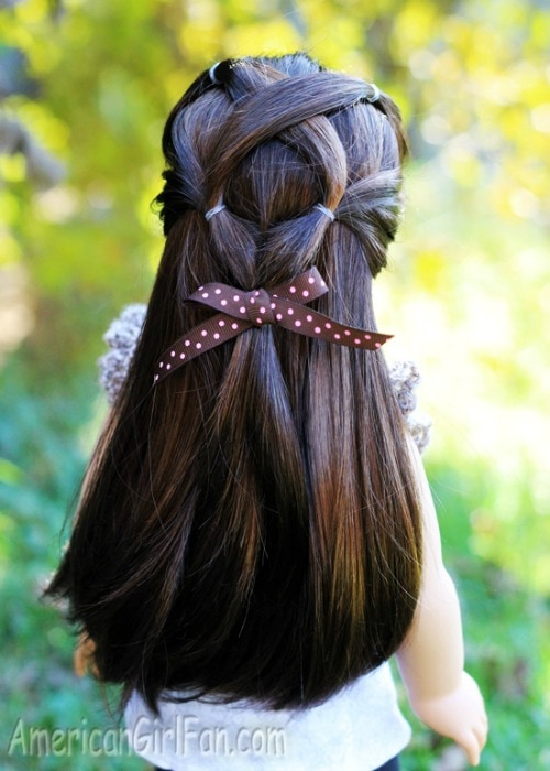 Cool American Girl Doll Hairstyles Round Up Life Is Sweeter By Design Short Hairstyles Gunalazisus
