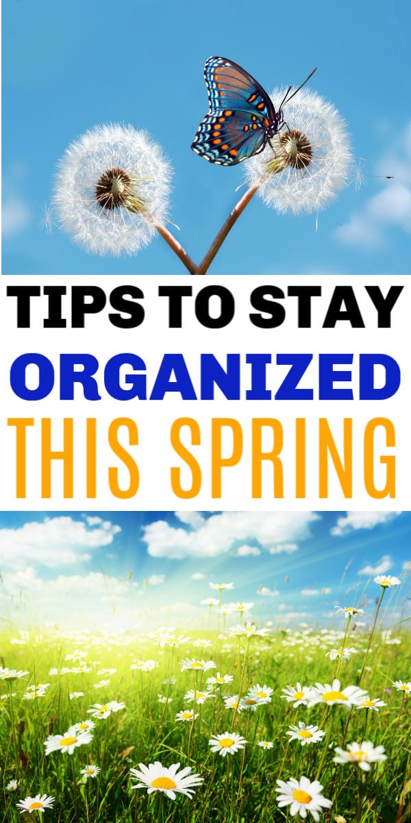 plan ahead for spring events now
