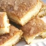 sopapilla cheesecake squres