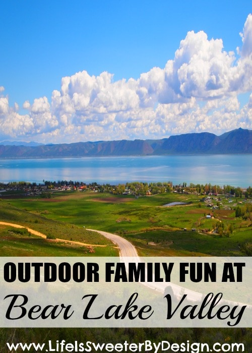 Outdoor Family Fun at Bear Valley Lake