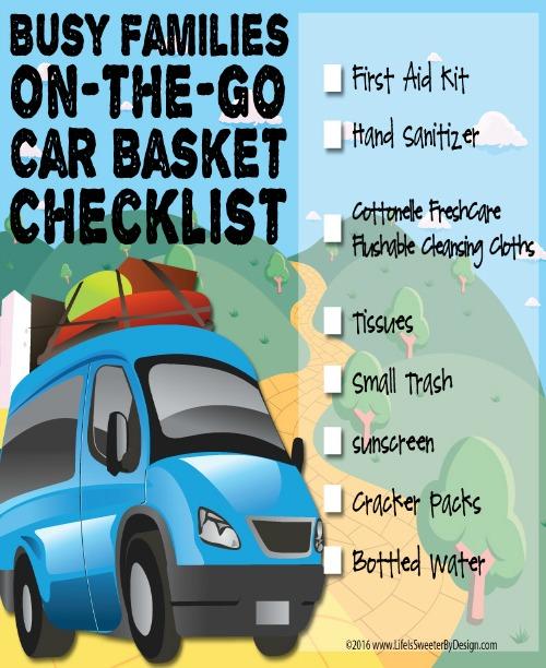 car basket