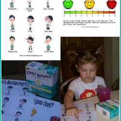 visual tool to help toddlers