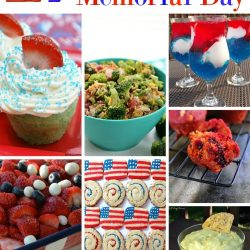 recipes for Memorial Day