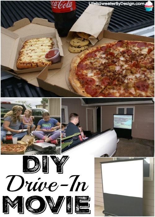 DIY drive-in