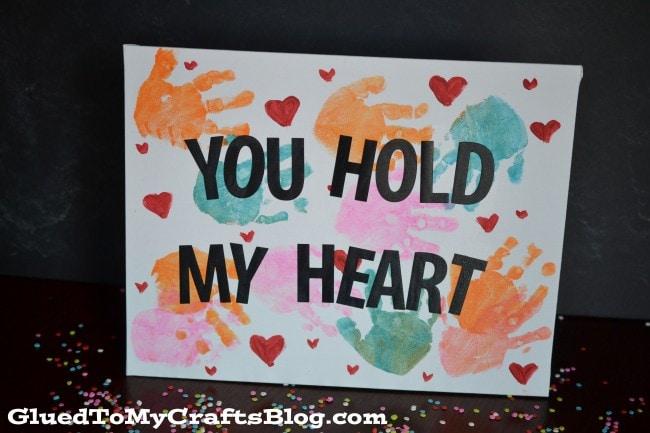 Handprint Gift Ideas