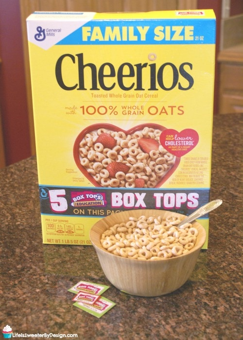 save more Box Tops