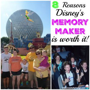 8 Reasons Why Disney Memory Maker is Worth It