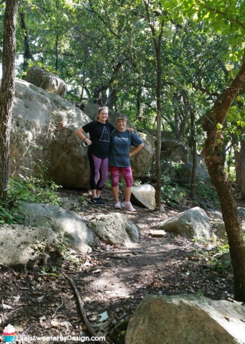 hiking with your kids