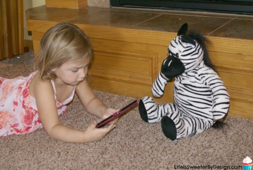 educational apps your child can use with Bluebee Pals