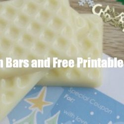 Homemade Massage Lotion Bars