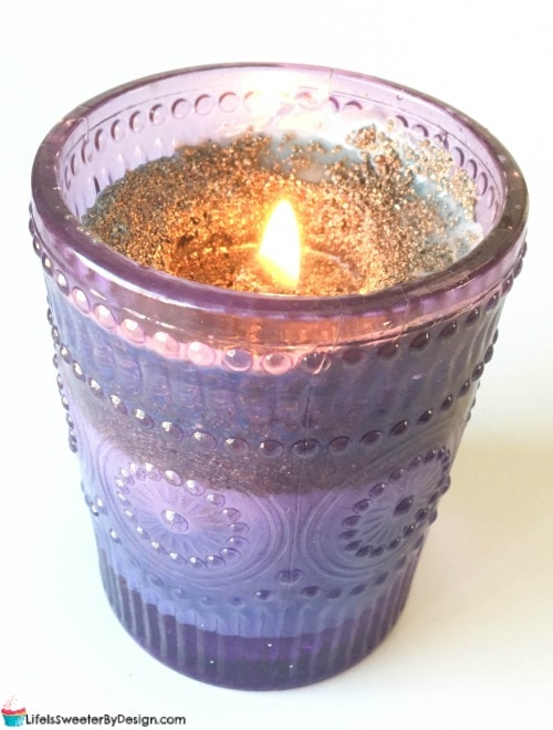 DIY Homemade Candle