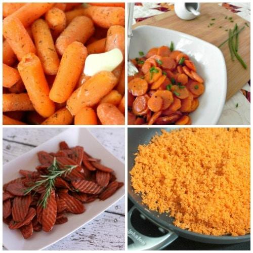 Amazing Carrot Recipes