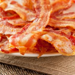 How to cook bacon in the Nuwave Oven