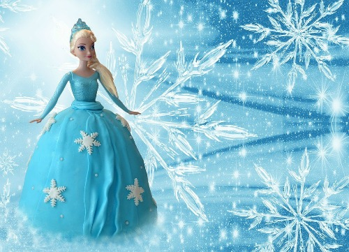 how to throw a Frozen birthday party