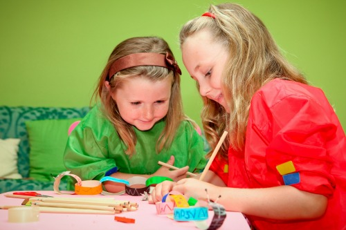 DIY activities to do with your kids this spring
