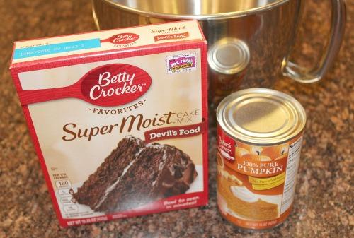 Cupcakes de chocolate Weight Watchers