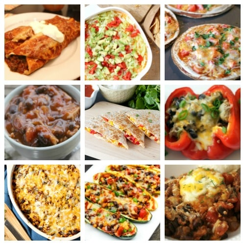 Weight Watchers Cinco de Mayo recipes