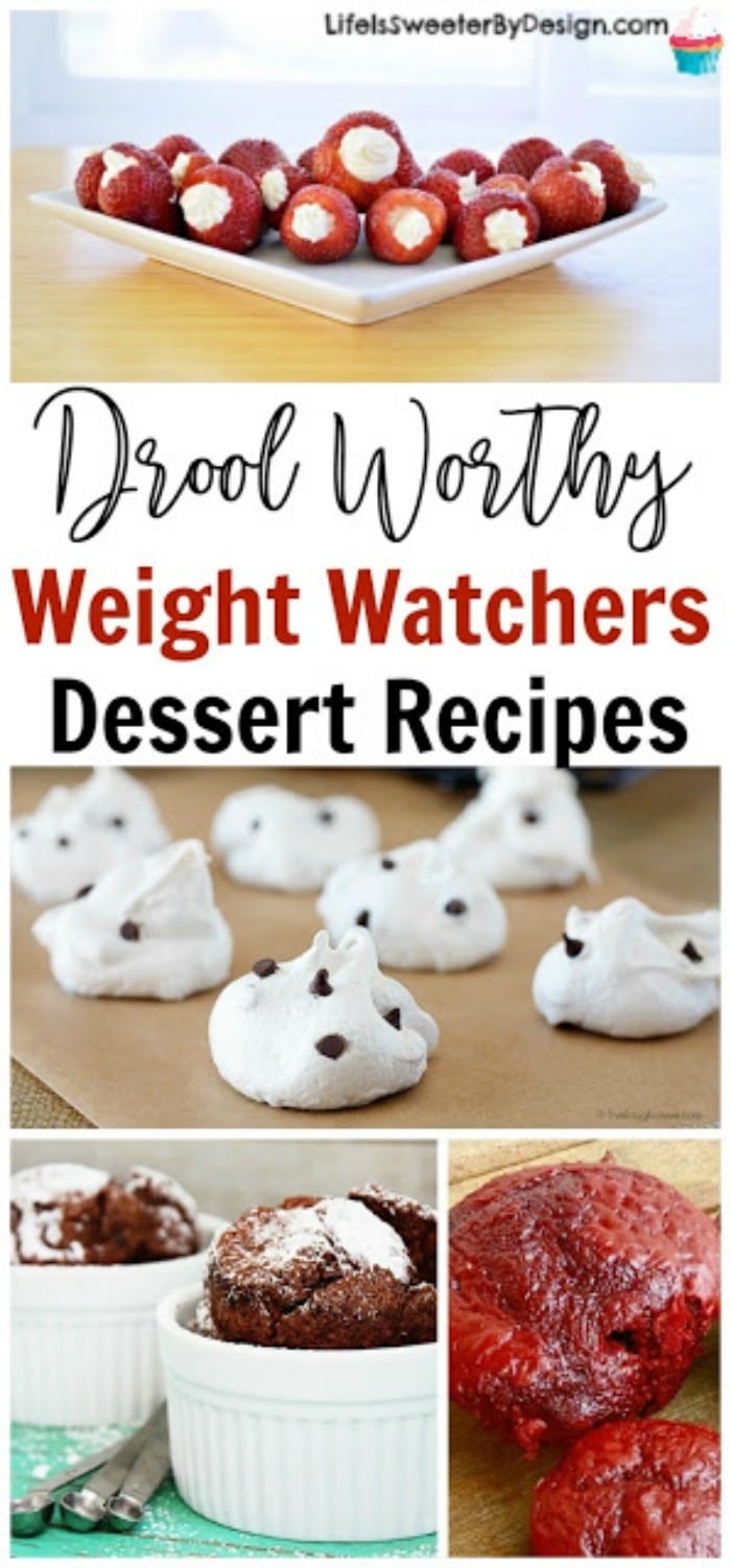 Weight Watchers Cake Recipes With Points