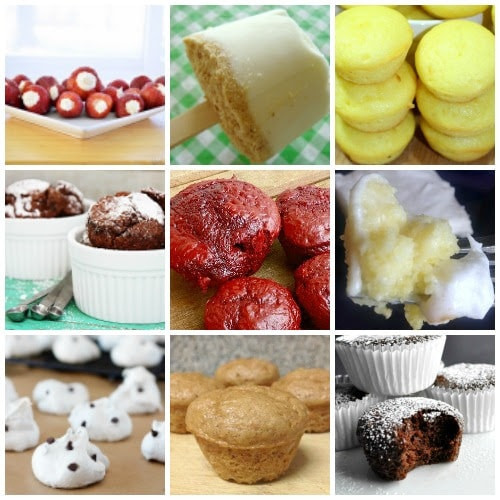 Weight Watchers Dessert recipes