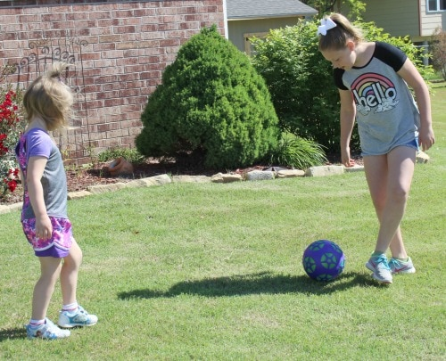 fun outdoor activities for kids