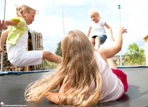10 Trampoline Games for Kids