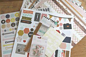 Scrapbookingstore May Kit Review