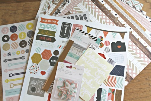 Scrapbookingstore May Kit Review Life Is Sweeter By Design
