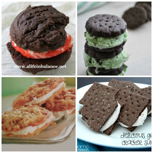 ice cream sandwiches perfect for summer