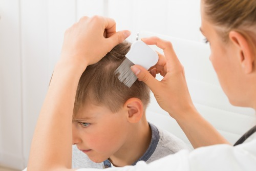 tips to keep your child from getting lice