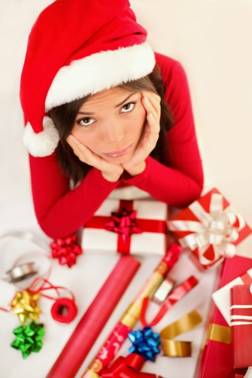 how to have less stress at Christmas