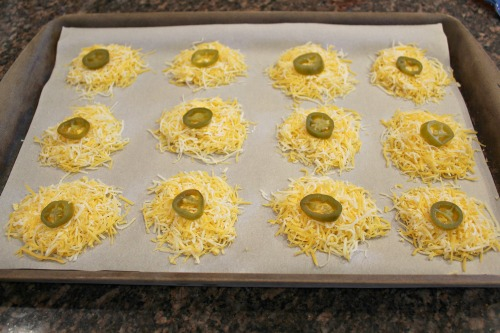 jalapeno cheese crisp recipe