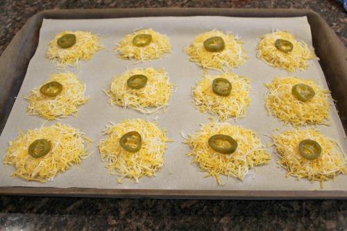jalapeno cheese crisp recipe