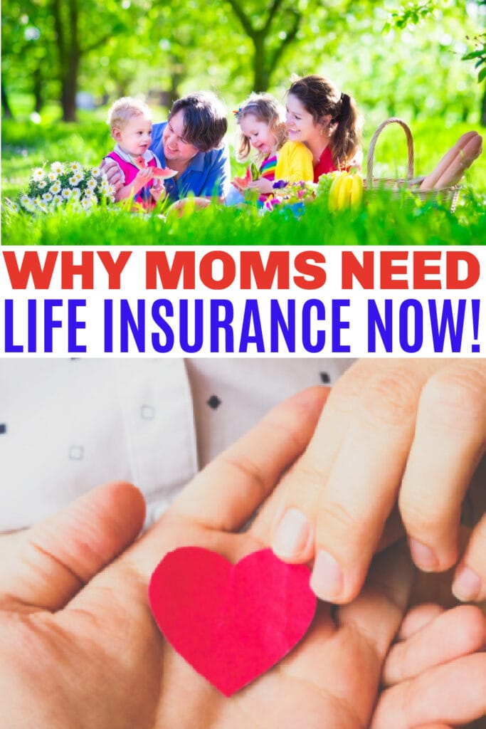 why moms need life insurance