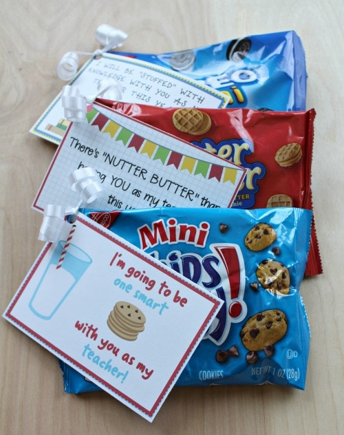 easy beginning of the year teacher gift ideas kids can make