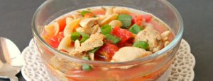 Weight Watchers Italian Chicken Noodle Soup