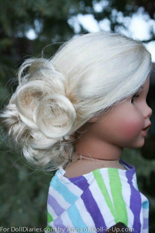 hair ideas for dolls