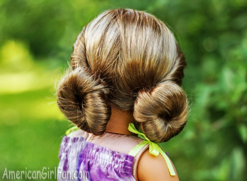 cute doll hairstyles